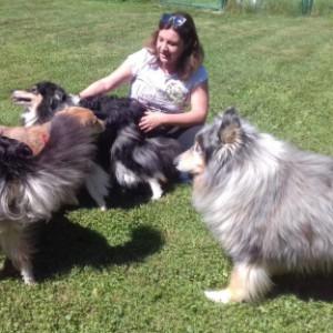 UlianaC. è Pet sitter Barlassina (MB), Dog walker Barlassina (MB)