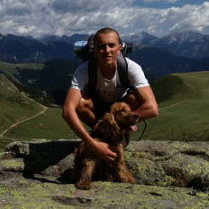 AndreaP. è Dog walker Bergamo (BG)