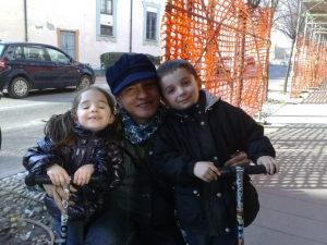 Baby sitter a Gaggiano (Milano)